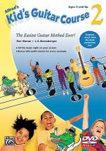 Kid's Guitar Course 2 Sheet Music