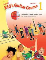 Kid's Guitar Course 1 Sheet Music