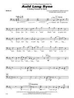 Auld Lang Syne (A Holiday Farewell for Band): Timpani Sheet Music