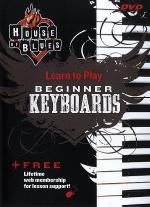 House of Blues - Beginner Keyboards Sheet Music
