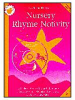 Alison Hedger: Nursery Rhyme Nativity (Teacher's Book/CD) Sheet Music