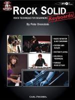 Camp Jam: Rock Solid: Keyboards Sheet Music