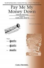 Pay Me My Money Down Sheet Music