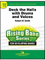 Deck the Halls With Drums and Voices Sheet Music