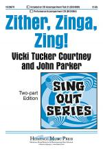 Zither, Zinga, Zing! Sheet Music