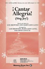 Cantar Allegria! Sheet Music