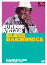 Junior Wells - Blues Harmonica Sheet Music