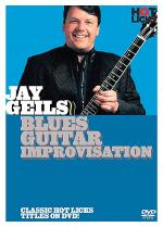 Jay Geils - Blues Guitar Improvisation Sheet Music