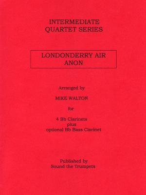 Londonderry Air (Danny Boy) - Jazz Arrangement for Clarinet