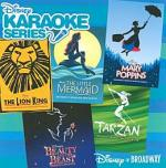 Disney's Karaoke Series: Disney on Broadway Sheet Music
