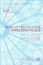 How Lovely Is Your Dwelling Place Sheet Music
