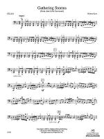 Gathering Storms (Movement 2 from American Serenade Symphony): Cello Sheet Music