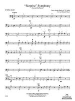 Surprise Symphony: String Bass Sheet Music