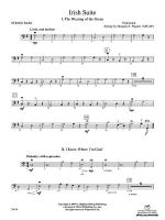 Irish Suite: String Bass Sheet Music
