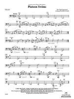 Platoon Swims (from Flags of Our Fathers): Cello Sheet Music
