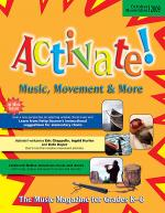 Activate! Oct/Nov 09 Sheet Music