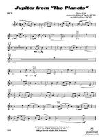 Jupiter (from The Planets): Oboe Sheet Music