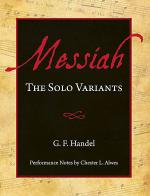 Messiah: The Solo Variants Sheet Music