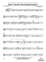 Who's Afraid of the Big Bad Samba?: 1st B-flat Trumpet Sheet Music