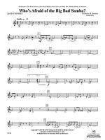 Who's Afraid of the Big Bad Samba?: 2nd B-flat Trumpet Sheet Music