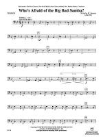 Who's Afraid of the Big Bad Samba?: Timpani Sheet Music