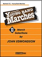 Young Band Marches - Baritone T.C. Sheet Music