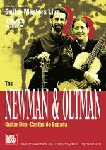 The Newman & Oltman Guitar Duo - Cantos De Espana DVD Sheet Music