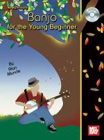 Banjo for the Young Beginner Book/CD Set Sheet Music