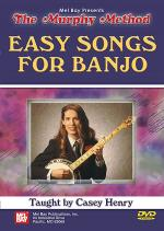 Easy Songs for Banjo DVD Sheet Music
