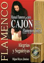 Manual Flamenco Para Cajon Flamenco Tools 1 Book/DVD Set Sheet Music
