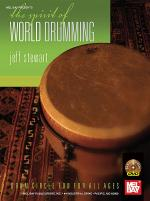 Spirit of World Drumming Book/DVD Set Sheet Music