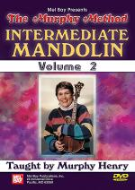 Intermediate Mandolin, Volume 2 DVD Sheet Music