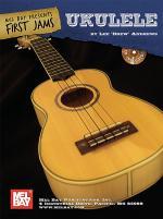 First Jams: Ukulele Book/CD Set Sheet Music