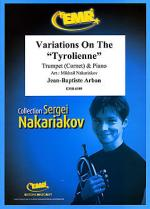 Variations On The Tyrolienne Sheet Music
