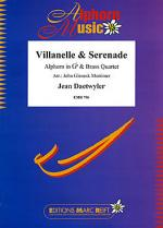 Villanelle & Serenade Sheet Music