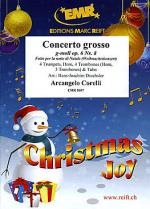 Concerto grosso op. 6 Sheet Music