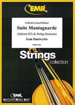 Suite Montagnarde (Alphorn in Gb) Sheet Music