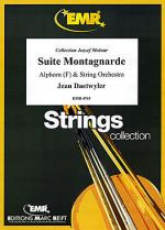 Suite Montagnarde (Alphorn in F) Sheet Music