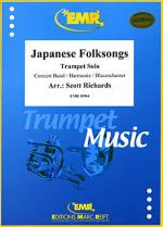 Japanese Folksongs Sheet Music