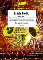Irish Folk (Duet for Clarinet & Tenor Saxophone) Sheet Music