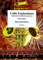 Celtic Euphoniums (Quartet for 2 Euphoniums and 2 Baritones) Sheet Music