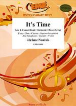 It's Time (Alto Saxophone Solo) Sheet Music