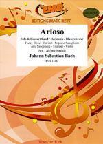 Arioso (Alto Saxophone Solo) Sheet Music