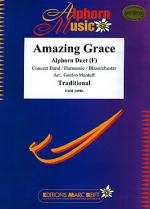Amazing Grace (Alphorn F) Sheet Music