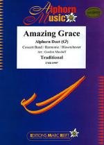 Amazing Grace (Alphorn Gb) Sheet Music