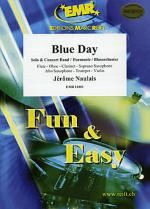 Blue Day (Alto Saxophone Solo) Sheet Music