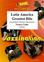 Latin America Greatest Hits Sheet Music