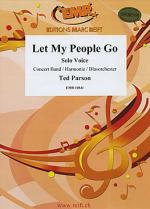Let My People Go (Solo Voice) Sheet Music