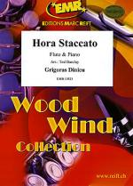 Hora Staccato Sheet Music