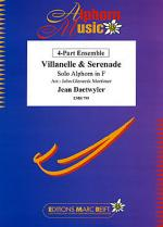 Villanelle & Serenade (Alphorn F) Sheet Music